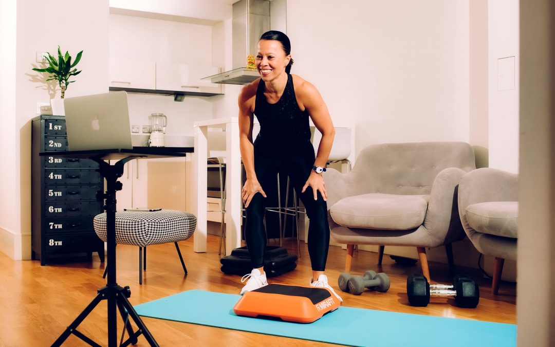 Mei Says Move – online home training to get you moving