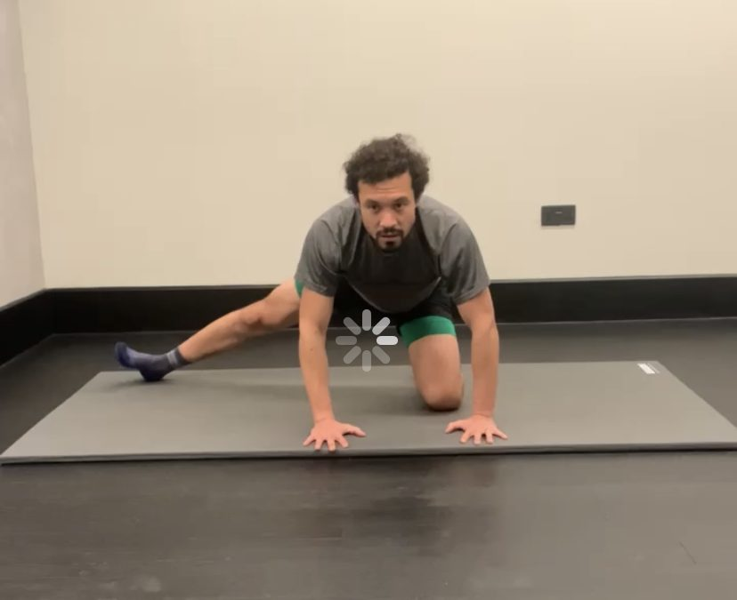 How to improve your hip mobility